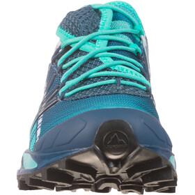 La Sportiva Mutant - Zapatillas running Mujer - azul/Turquesa
